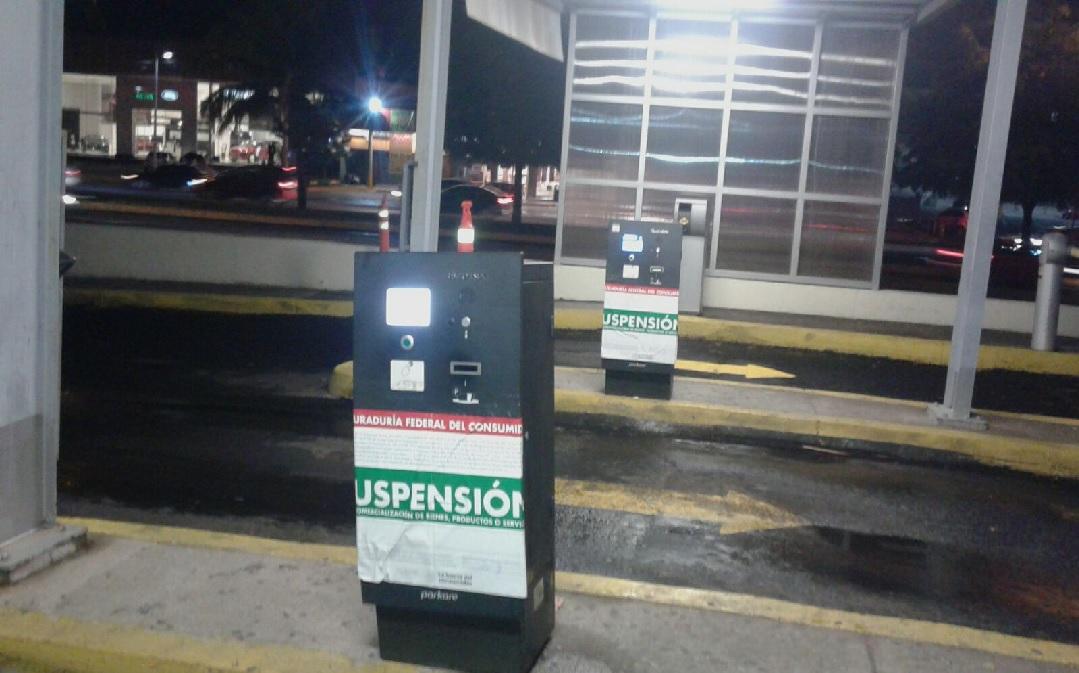 Dejar de cobrar estacionamiento de plaza cin polis for Cartelera cinepolis plaza telmex cd jardin