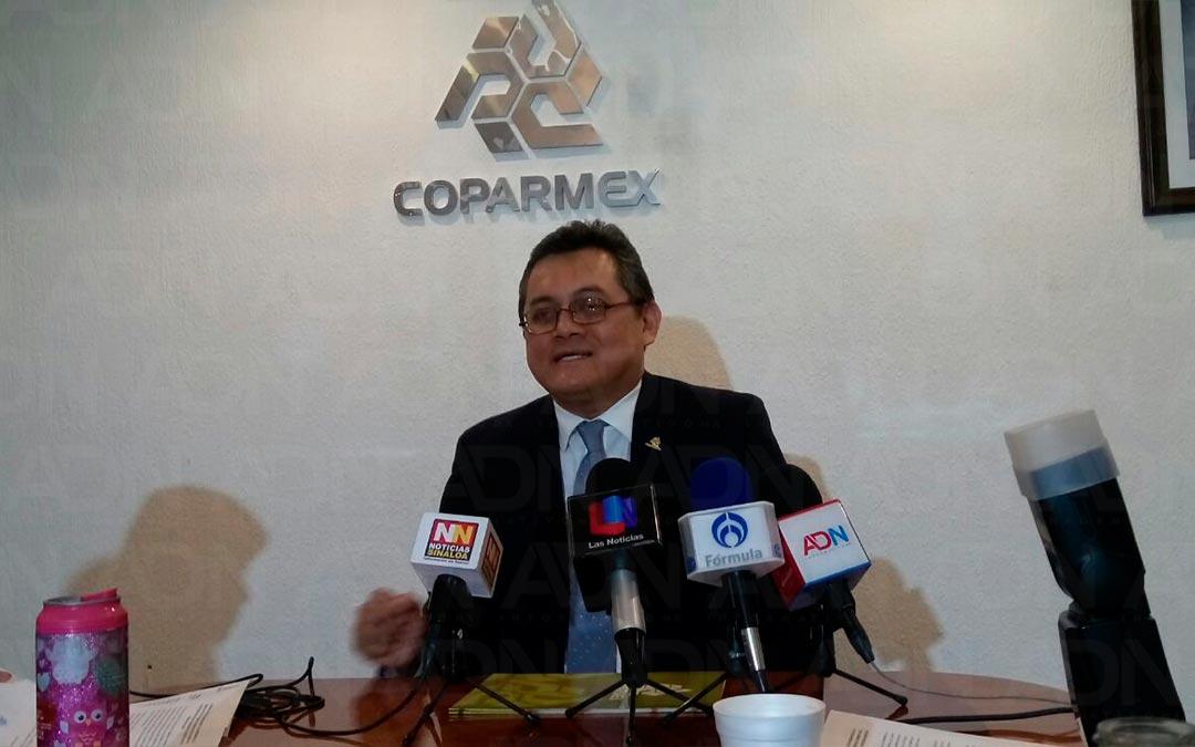 IEPS solo ha servido para recaudar: Coparmex