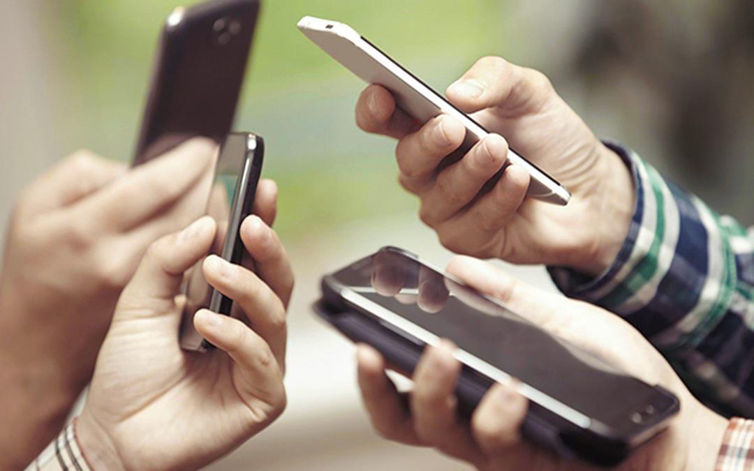 Uso de smartphones crece 14.3 %