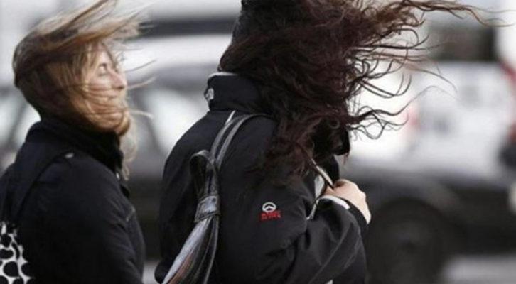 Frente frío 37 generará vientos fuertes en el norte y noroeste del país