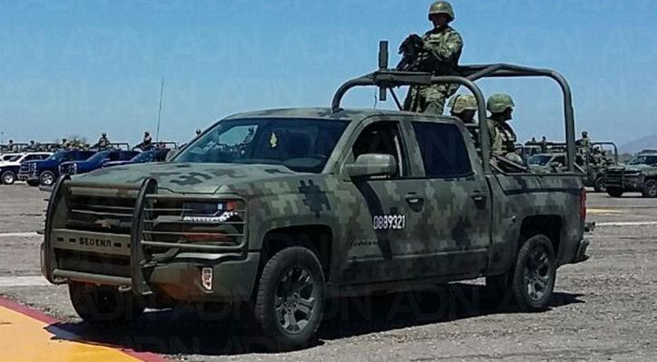 Base militar fortalecerá la seguridad