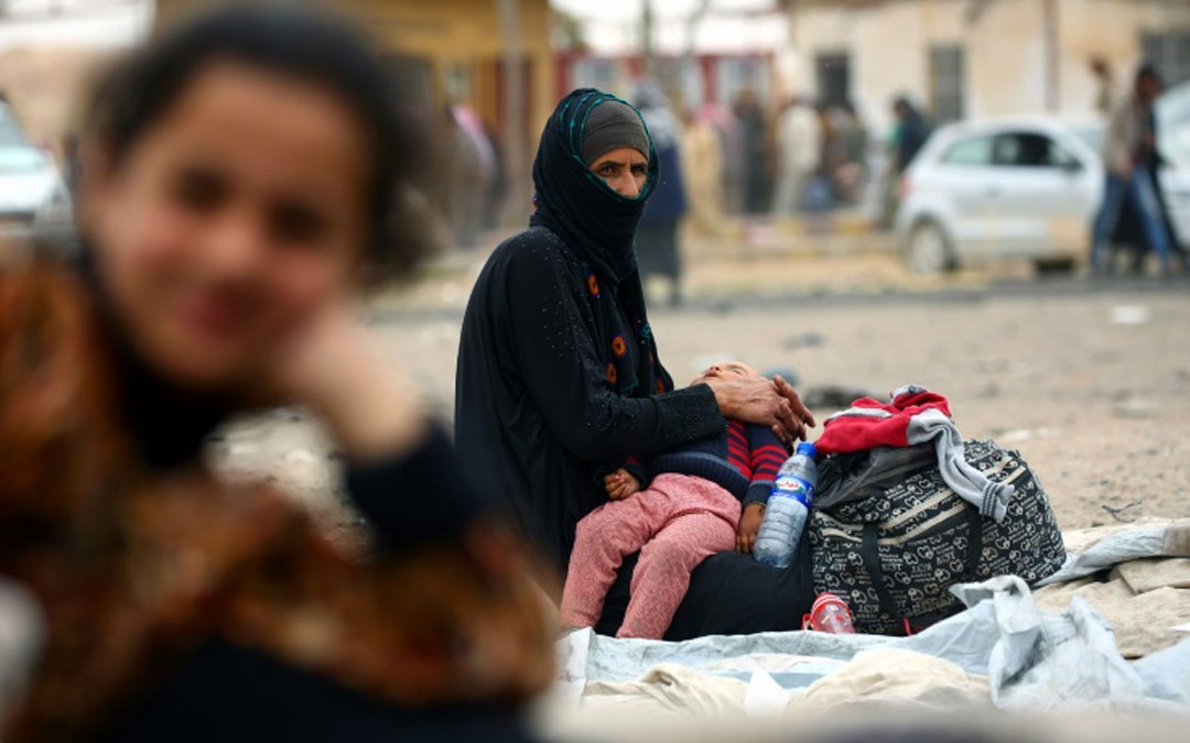 Bombardeos en Siria dejan dieciséis muertos