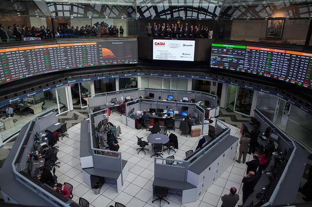 Bolsa Mexicana acumuló baja