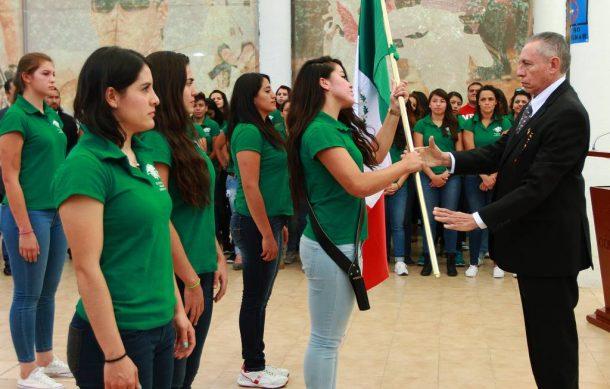 Abanderan a Selección Mexicana Femenil – ADN Informativo MX 98845152b6239