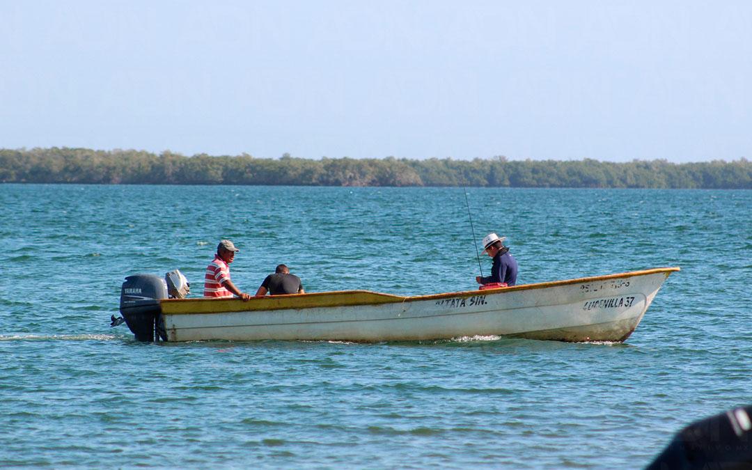 Pescadores no reciben apoyos