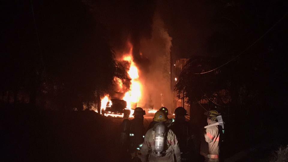 Explosión en La Higuerita, Culiacán