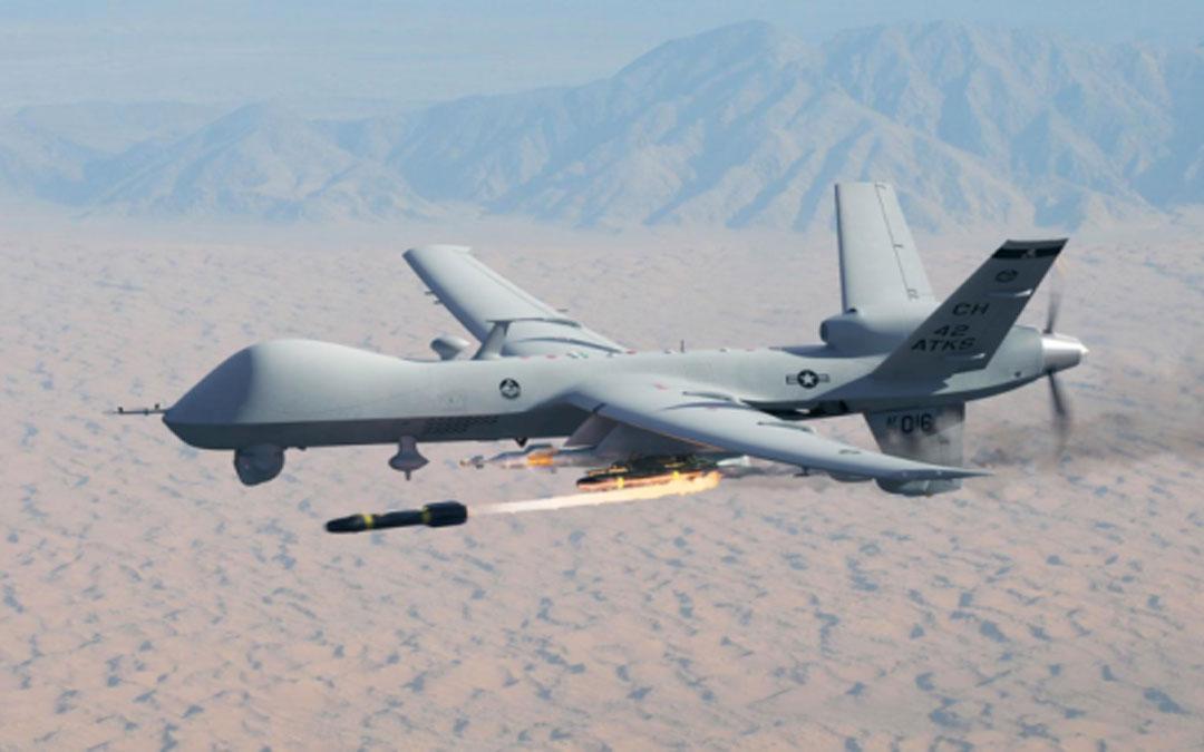 Drone mata a supuestos islamistas
