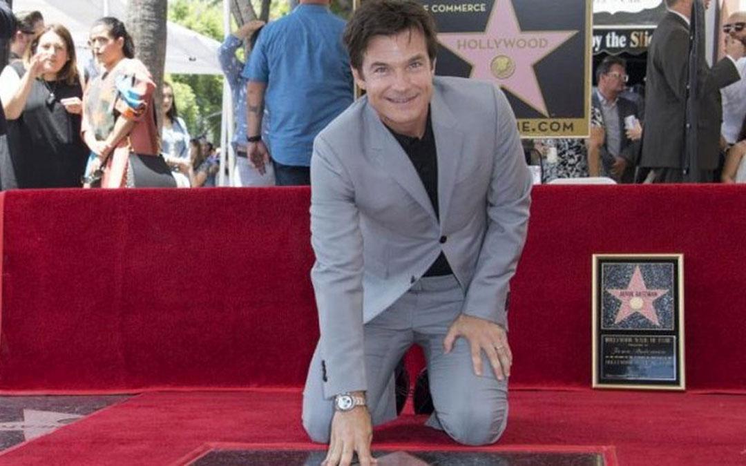 Jason Bateman obtiene su estrella en Hollywood