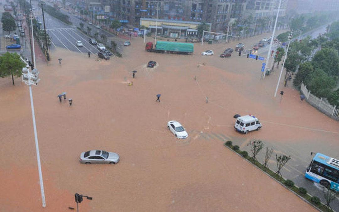 Exhortan a tomar precauciones durante lluvias