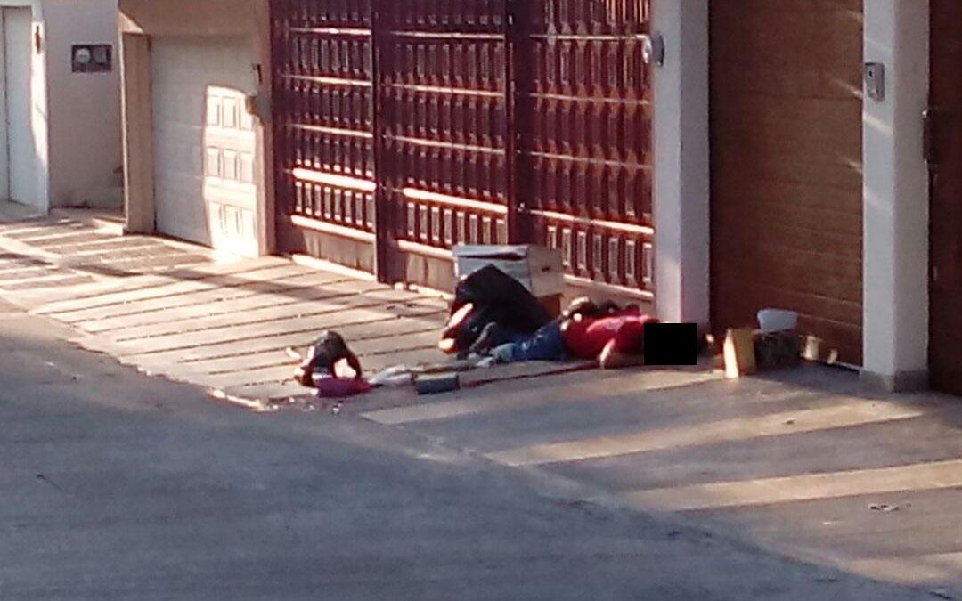 Asesinan a un hombre en la Guadalupe