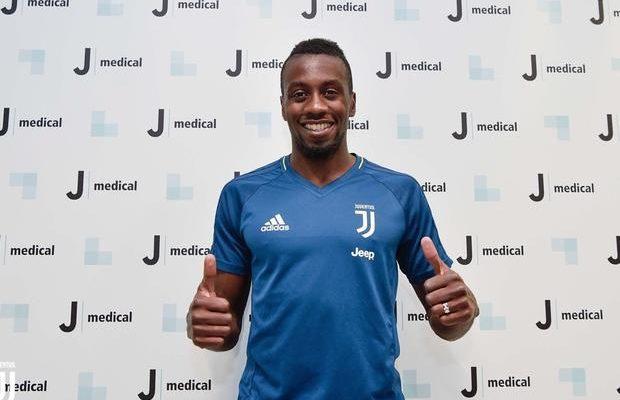 Juventus ficha a Blaise Matuidi