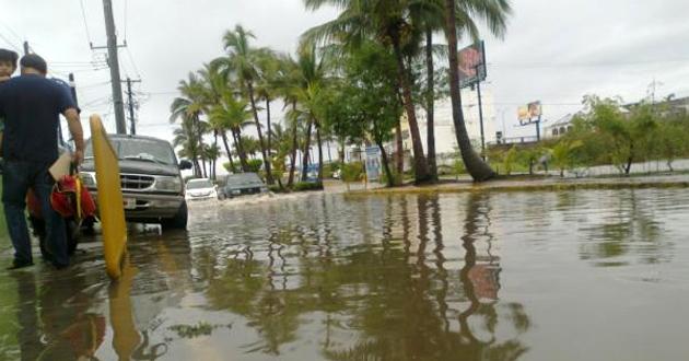 Apoyarán a familias afectadas por lluvias
