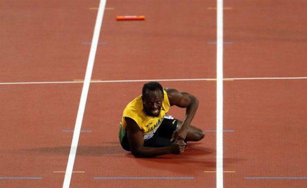 Usain Bolt dice adiós del atletismo