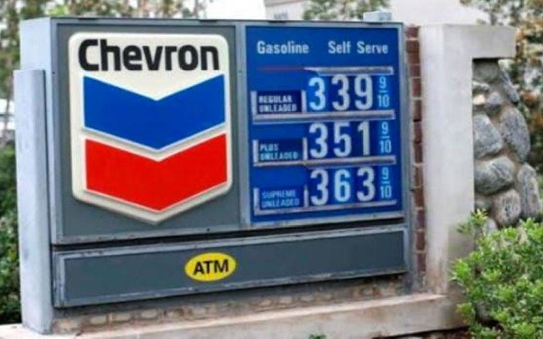 Chevron tendrá gasolinera en México