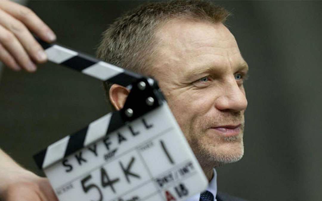 Daniel Craig regresa como James Bond