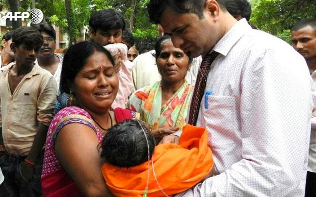 Mueren 64 niños por falta de oxígeno