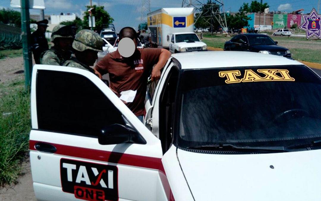 Realizan operativos de inspección en Culiacán