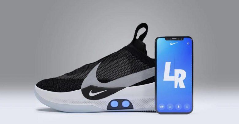 Nike lanzará unos zapatos que se atan solos, como en 'Volver al futuro 2'